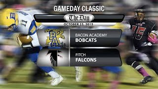 GameDay Classic: Bacon-Fitch foobtall (2015)