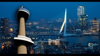 Workshop \'Fotograferen op grote hoogte\' Euromast Rotterdam