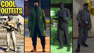 GTA Online 20+ Awesome Outfits (The Corporal, Navy Seal, Untraced Outlaw & More)
