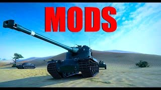 WOT - MODS | Cheating or Good? | World of Tanks