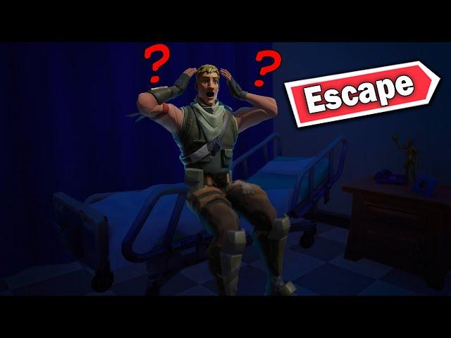 Hospital Escape Room 3 (Horror)