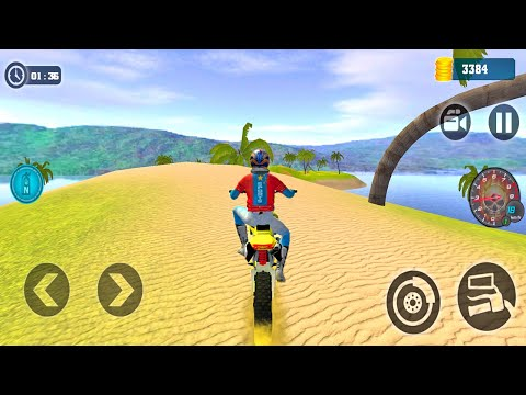 Shiva Extreme Bike Racing Stunt - Shiva cycle game - Shiva cycle race - shiva cartoon game - games