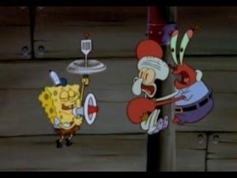 Spongebob Squarepants - Help Wanted / Permission To Come Aboard [The Spatula] 1Hour