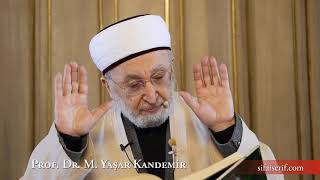 Kısa Video: Enes bin Malik Hz.lerinin Kabr-i Saadet'i Ziyareti