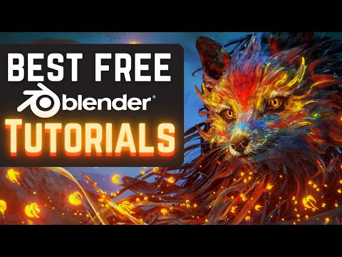 The Best FREE Blender Tutorials for Complete Beginners (2020)