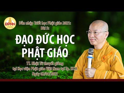 Đạo đức học Phật giáo l Dẫn nhập triết học Phật giáo