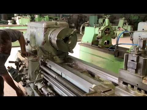 Grazioli 1500 Mm Lathe Machine