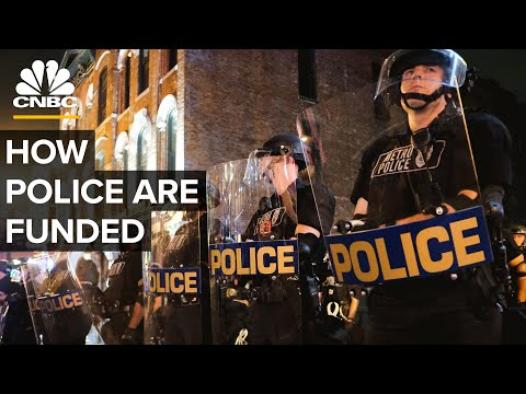 CNBC: Why Police Spending Has Grown Over 200% Since 1980