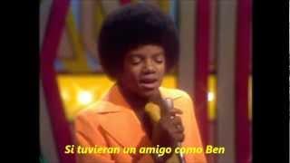 Michael Jackson - Ben (Subtitulada Al Español)