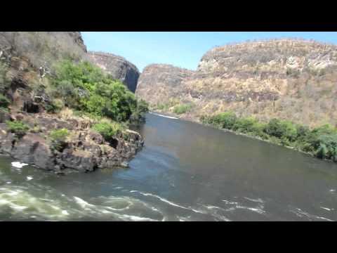 Каньон реки Замбези. Замбия 2013. http:/