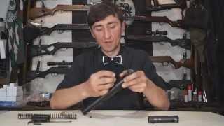 Манжета RTI на ИЖ-22, ИЖ-38, ИЖ-53 с грибком крепления от компании CO2 - магазин оружия без разрешения - видео 1