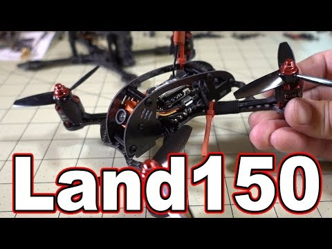 Realacc Land150 3-inch Frame Review