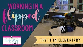 EP 50: Flipped Classroom Strategies - Elementary Students
