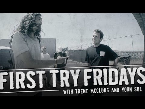 Trent McClung - First Try Friday