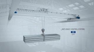 Overhead crane control with ACS880 drives