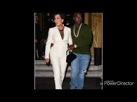 Kris Jenner & Corey Gamble Getting Married possibly in the Spring