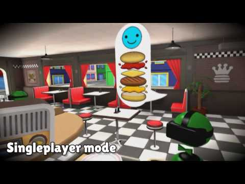 VR The Diner Duo - Release trailer thumbnail