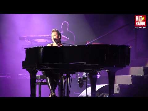 LIVE D'ALICIA KEYS A MAWAZINE 2014 SUR HIT RADIO