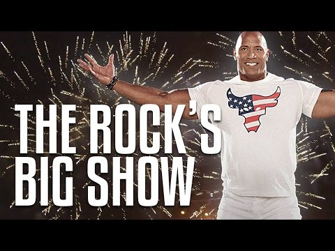 The Rock's BIG Show!