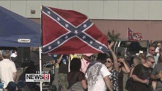 Kid Rock concert brings Confederate flag debate to Hartford