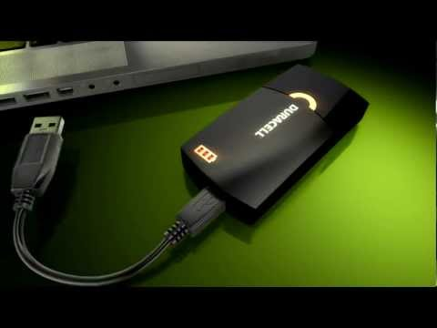 Duracell Mobiele Oplader USB en Micro USB 3 uur