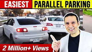 Parallel Parking Easy and Simple - Method 2