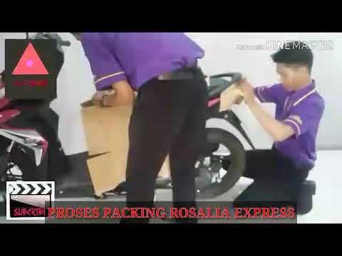 REVIEW PACKING MOTOR ROSALIA EXPRESS