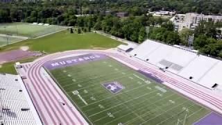 TD Waterhouse Stadium Western Mustangs, London Ontario (HBO BALLERS TRIBUTE)