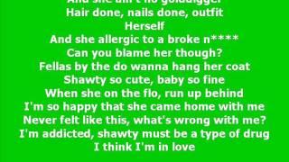 Lil ronnie ft. bow wow - Addicted (Lyrics)
