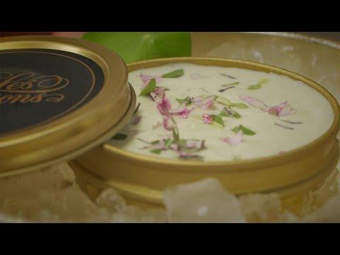 Συνταγή του σεφ Τιερί Βουαζάν:Μαγιάτικο με κρέμα σαντιγί…