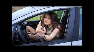 Авто ДУРЫ за рулем! СмехОприколы #11