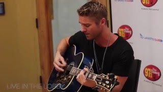Brett Young - 'Sleep Without You' | Live in the Lobby