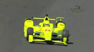 IndyCar - Indianapolis 500 2016 Practice day 4 FULL