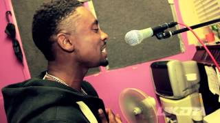 Christopher Martin [Live in London] Chill Spot Freestyle Live on Radio | UKDTV @iamchrismartin