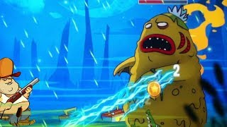 Swamp Attack: CRAZY FINALE BOSS ATTACK !!