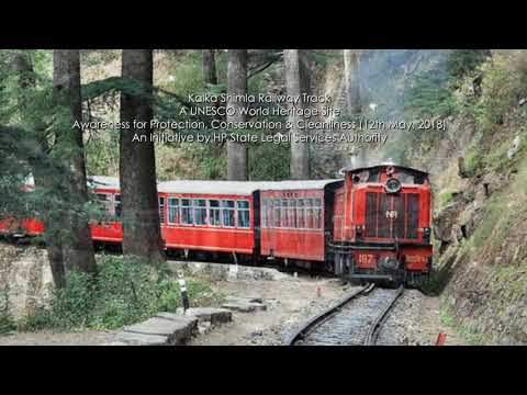 Shimla-Kalka Railways