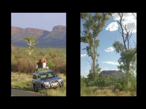 West MacDonnell Ranges audio tour teaser
