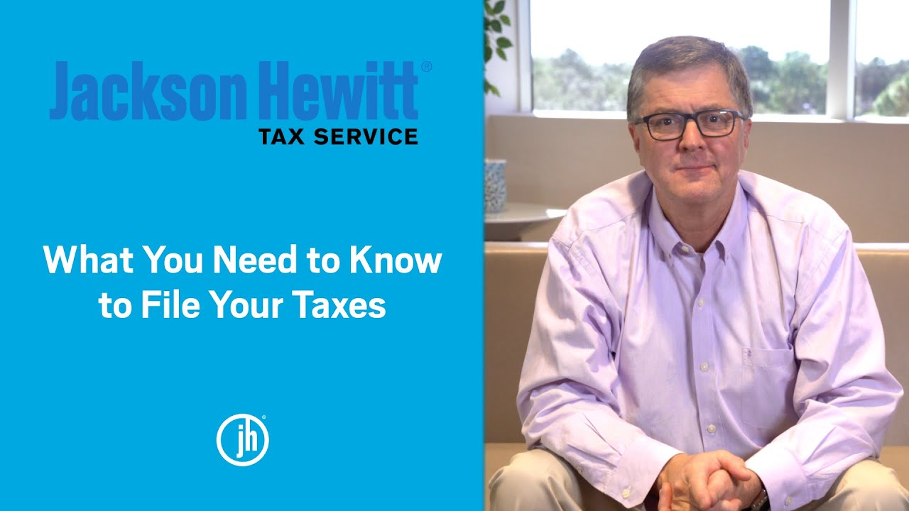 Filing Taxes 101: Everything You NEED to Know  YouTube thumbnail
