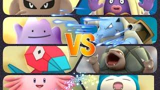 Hitmonlee  - (Pokémon) - Pokémon GO Gym Battles Two Level 3 Gyms DITTO Porygon Chansey Jynx Hitmonlee & more