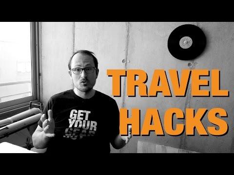 Travel Photography HACKS