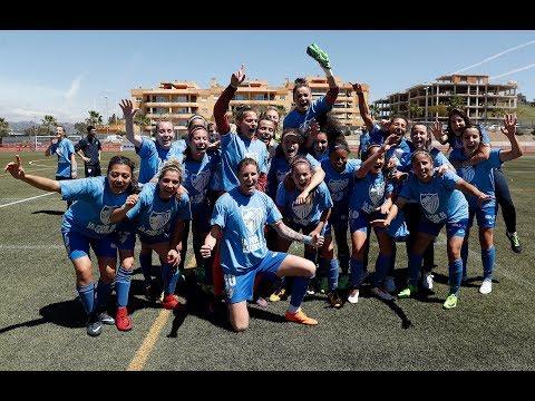 El Málaga CF Femenino se proclama campeón de liga