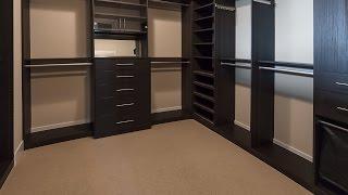 Valet Custom - Closet Installation