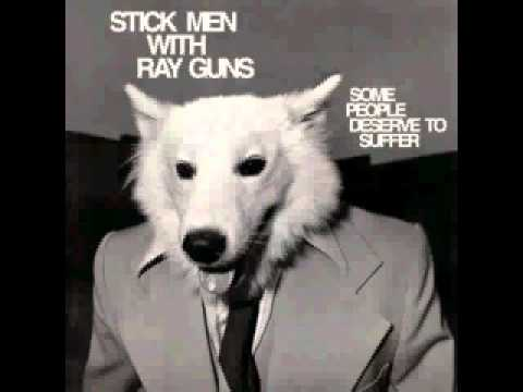 Christian Rat Attack - Stick Men With Ray Guns