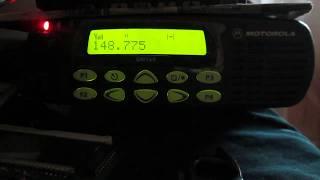 UB8AAQ   Слава пожарным! Радиообмен при ликвидации пожара.