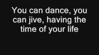 ABBA  Dancing Queen (With Lyrics)