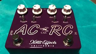 Xotic Effects AC/RC OZ - In-depth Review