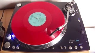"Depeche Mode - Get The Balance Right! (Combination Mix) 12"" Germany Red Vinyl"