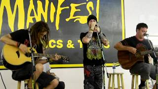 Eye Empire 'Feels Like I'm Falling' acoustic.MOV