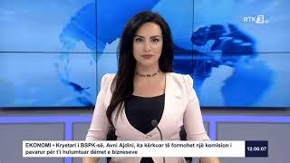 RTK3 Lajmet e orës 12:00 30.05.2020