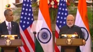 AWESOME REPLY ! ! ! to AmericA WHich ManMoHan SingH As INDIA's PM Never Dare to Give But MODi Did